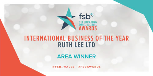 Ruth Lee - FSB International Business of the Year 2018