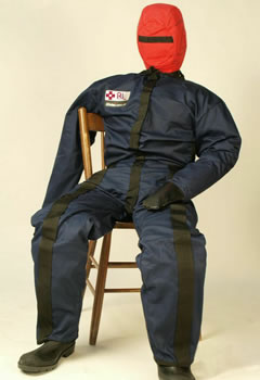 Browse our range of rescue training manikins and dummies