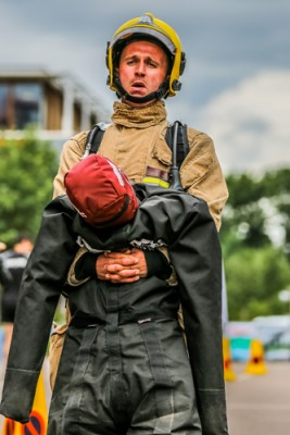 """...the most realistic manikins around the Firefighter Challenge circuit."""