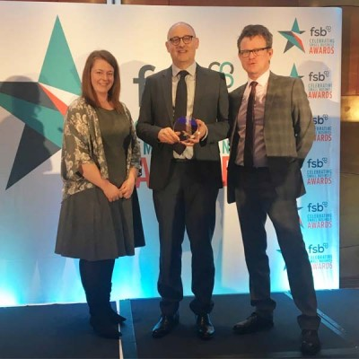 Ruth Lee Ltd named International Business of the Year