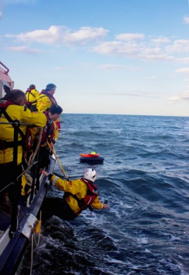 """...a brilliant bit of kit"" - Glowing recommendation from Rhyl RNLI"