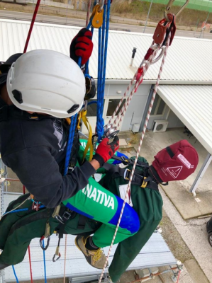 Ruth Lee Limited joins IRATA International as an Associate Member, with further focus on Rope Access