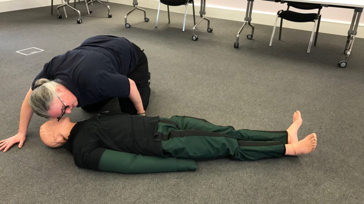 Specialist Provider Total Train Ltd highlight the benefits of training with manikins