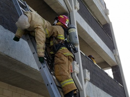US Regional Fire Academy recommends our manikins