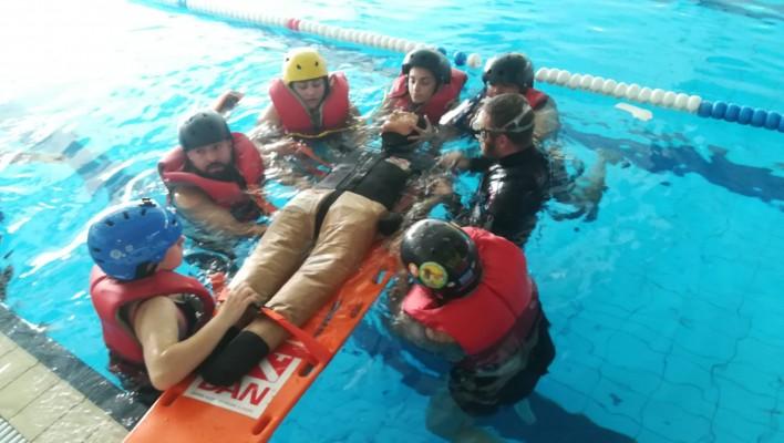 Spanish Trainer praises Pool Rescue Manikin
