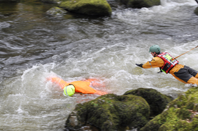New statistics on drowning - and the importance of water rescue training
