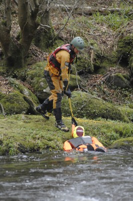 Man Overboard put to good use by Global Fire & Rescue Partnership