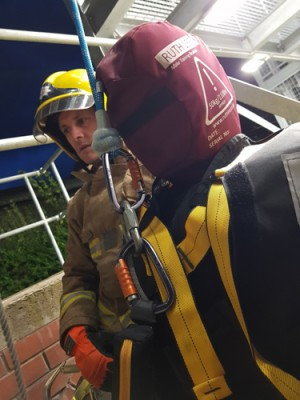 Working at Height Manikin praised as 'great training aid'