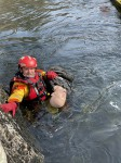 Training at ORMS and Outreach rescue April 2021