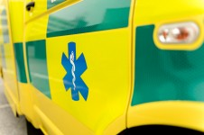 Used 100% of ambulance services in the UK.