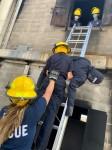 Photo Credit : Lambton Fire Training College - Canada