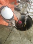 Confined Space exercise with the Japanese Fire & Rescue Service