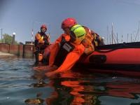 Surf Lifesaving GB - fitness testing crews