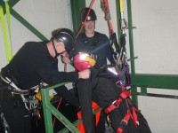 Specialist traing at Outreach Rescue, Bethesda