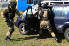 Tactical response training
