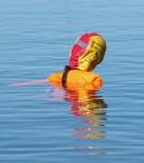 Floating Water Rescue Manikin