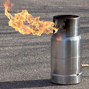 Fireware Bf Gas Cylinder Fire Extinguisher Trainer Ruth