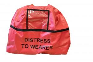 Distress to Wearer Bag