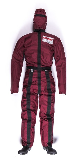 Replacement Overalls - Duty Plus Manikin