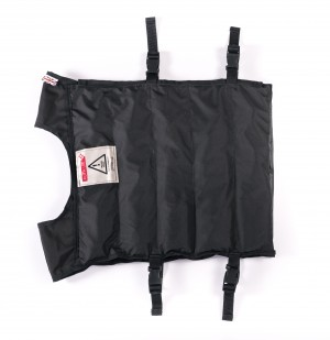 10Kg Weighted Vest for General Duty Adult Training Manikin