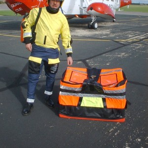 Helicopter Loading Bag
