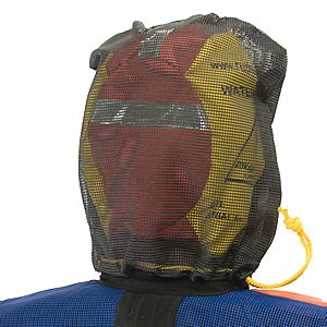 Replacement Mesh Hood for Search & Rescue Manikin
