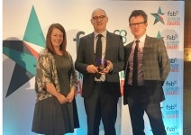 Celebrating success at the FSB Small Business Awards (Welsh Finals) - International Business of the Year 2019
